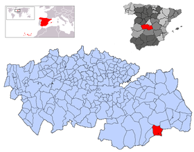Image illustrative de l'article Villafranca de los Caballeros