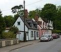 Village houses, The Street, Pakenham - geograph.org.uk - 1281144.jpg