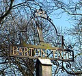 Village sign - detail - geograph.org.uk - 1146695.jpg