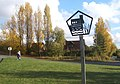 Village sign at road junction, Creeting St Mary - geograph.org.uk - 597934.jpg