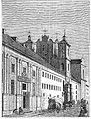 Vilnia, Daminikanskaja. Вільня, Дамініканская (1876).jpg