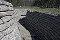 Vimy battlefield-Trench-20120320.jpg