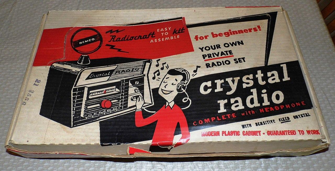 Vintage Radio Kits 81
