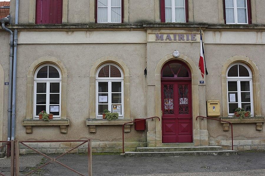 Mairie de Vionville.