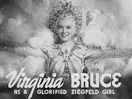 Bruce in The Great Ziegfeld (1936)