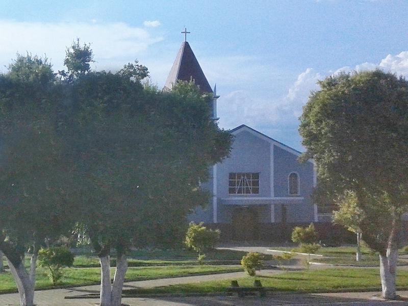 File Frente Da Basílica De Nossa Senhora Aparecida: File:Vista Parcial Da Igreja Matriz De Nossa Senhora
