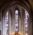 Vitraux de l'abside - Cathédrale de Lombez.jpg