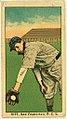 Vitt, San Francisco Team, baseball card portrait LCCN2008677342.jpg