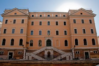 Liceo scientifico - Liceo scientifico statale Camillo Cavour in Rome