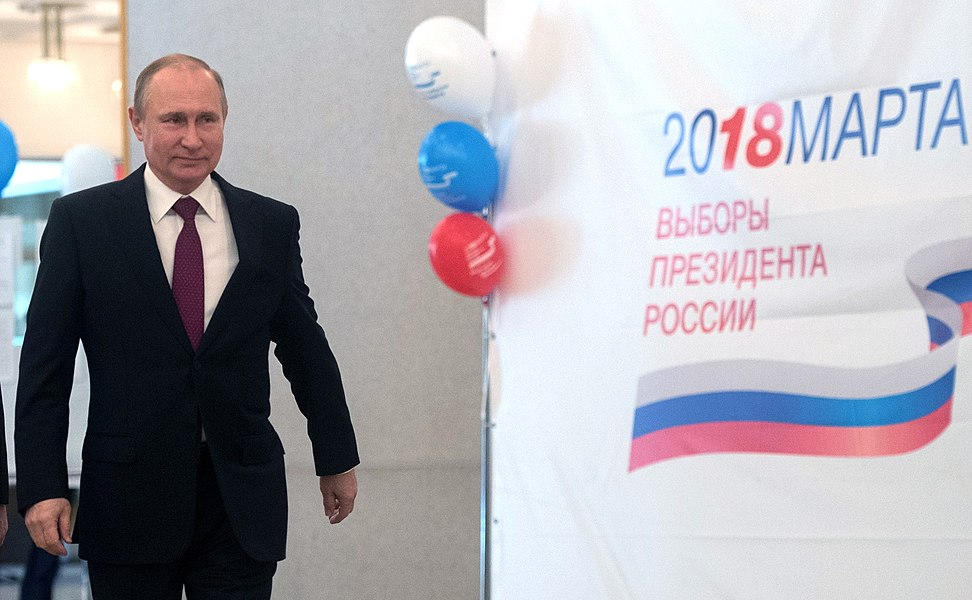 Vladimir Putin voted in the presidential election in Russia in 2018 01.jpg