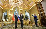 Vladimir Putin with Mohammed VI of Morocco (2016-03-15) 07.jpg