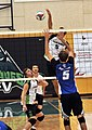 Volleyball UFV men vs COTR 21 (11092343186).jpg