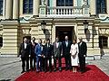 Volodymyr Zelensky 2019 presidential inauguration 39.jpg