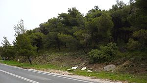 Vrilissia - Pentelis Avenue