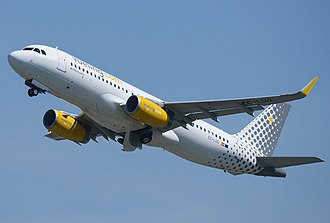 Vueling - Vueling Airbus A320-200