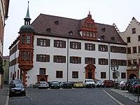 Würzburg, Kardinal-Döpfner-Platz 4.JPG