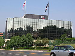 WWE Headquaters