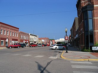 Demographics of Minnesota - Wabasha—a typical small-town streetscape