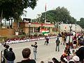 WagahBorderPostintheIndoPakistaninternationalbordercrossing 12.jpg