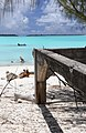 Wake Atoll National Historic landmark remains of Pan Am pier Peale Island.jpg