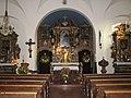 Wallfahrtskirche St. Jakob am Thurn Altarraum.JPG