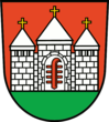 Coat of arms of Brüssow