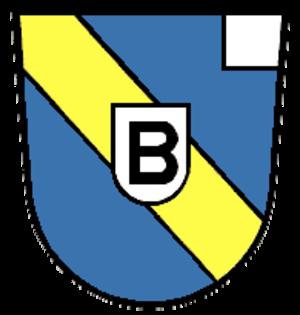 Bühlertal - Image: Wappen Buehlertal