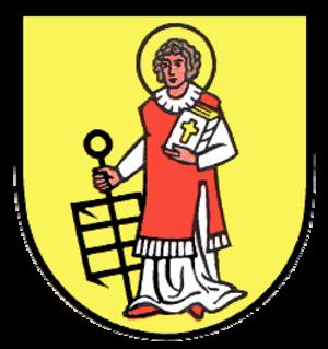 Niedernhall - Image: Wappen Niedernhall