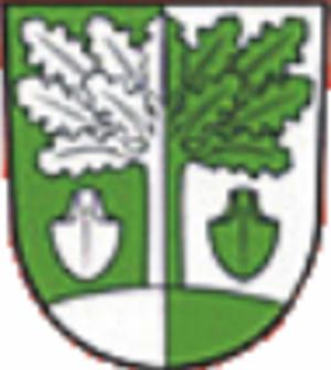 Großpösna - Image: Wappen grosspoesna