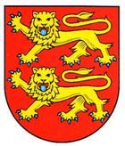 Das Wappen von Duderstadt