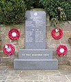 War Memorial - Eastgate, Bramhope - geograph.org.uk - 798345.jpg