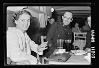 Warrant Officers' Club (Garrison Club at German colony, Jer. (i.e., Jerusalem) Tea during interval, close up LOC matpc.20454.jpg