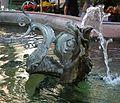 Wasserspeiender Fisch Marktbrunnen Ladenburg.JPG
