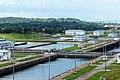 Water saving basins Agua Clara Locks 09 2019 0902.jpg