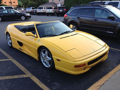 Wdog Ferrari