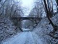 Wegbrücke Röhrnau über Donau-Regen-Radweg.JPG