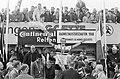 Wereldkampioenschappen Wielrennen op Nurburgring 1966, Dolman op podium, Bestanddeelnr 919-4999.jpg