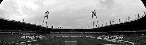 Weserstadion Bremen, Innenraum, 2008 (01)