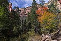 West Fork of Oak Creek Canyon No. 108 (30222376021).jpg