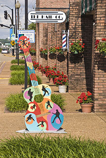 Tupelo, Mississippi City in Mississippi, United States