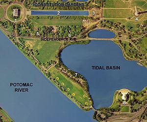 West Potomac Park - Image: West potomac park