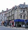 Western section of Skinner Street, Newport - geograph.org.uk - 1700296.jpg