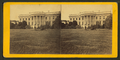 White House, Front View, by E. & H.T. Anthony (Firm).png