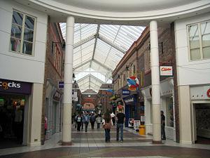 Widnes - Greenoaks Centre