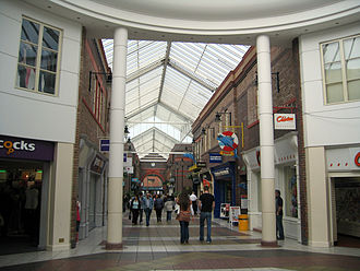 Widnes - Greenoaks Centre