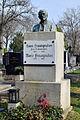 Wiener Zentralfriedhof - Gruppe 33A - Grab von Hans Fraungruber.jpg