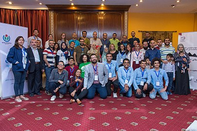 WikiArabiaConf day03 egypt 2017 metwally (224).jpg