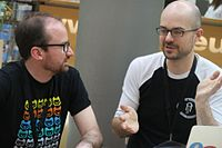 Wikimedia Hackathon 2017 IMG 4520 (34623492152).jpg