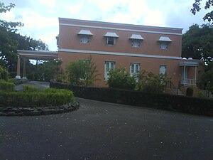 Barbados National Trust - Barbados National Trust at Wildey House in Wildey, Saint Michael.