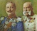 Wilhelm II Franz Josef.jpg